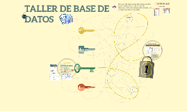 Copy of TALLER DE BASE DE DATOS