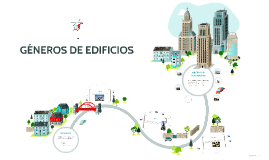 Copy of GÉNEROS DE EDIFICIOS