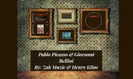 Pablo Picasso & Giovanni Bellini