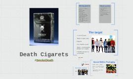 Death Cigarets