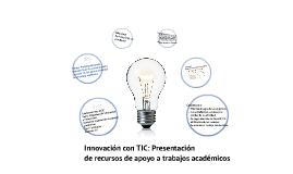 Magister - Innovación TIC
