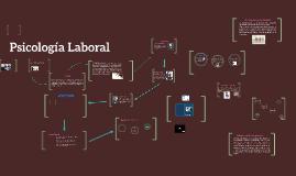Copy of Psicología Laboral