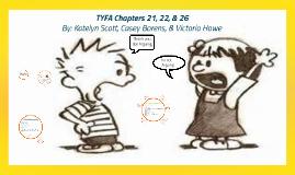 TYFA Presentation