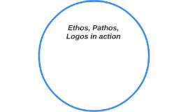 Ethos, Pathos, Logos in action