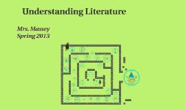 Understanding Literature