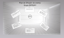 Copy of Difusión de un evento