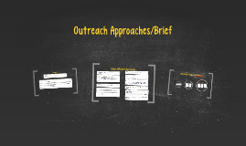 Outreach Approaches