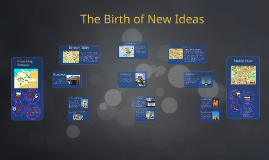 The Birth of New Ideas