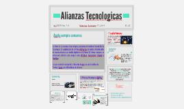 Copy of Alianzas Tecnologicas