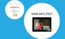 IAMB INFO FEST