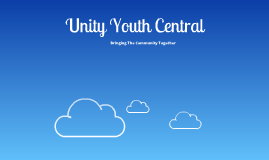 Unity Youth Central