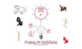 Projeto de Mobiliário