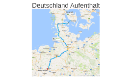 Deutschland Aufenthalt