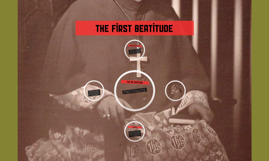 The first Beatitude