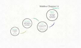 Walden CH.11
