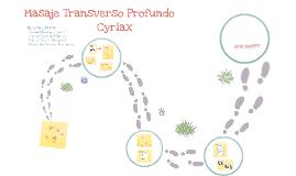 Masaje Transverso Profundo-Cyriax