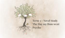 Term 3 - Novel Study