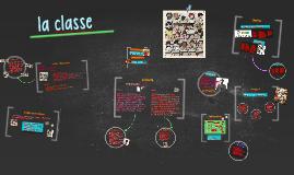 Copy of la classe