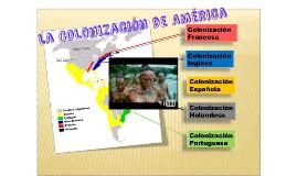 La Colonización de América