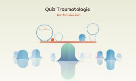 Instaptoets Traumatologie