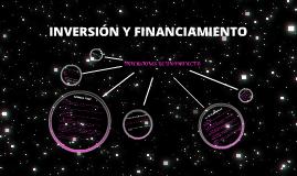 INVERSIONES DE UN PROYECTO