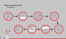 Moles/Stoichiometry