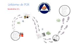 Economía gobierno PCN