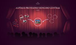 ALYTAUS PROFESINIO RENGIMO CENTRAS