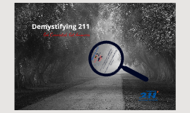 Mini-Demystifying 211