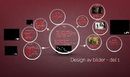 Design av bilder