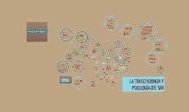Copy of Copy of LA TRASCENDENCIA Y PSICOLOGÍA DEL SER