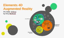 Copy of Elements 4D