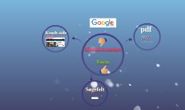 Google for dig