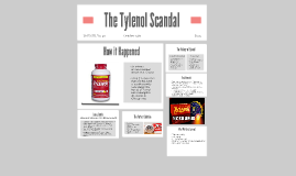 The Tylenol Scandal