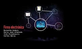 Copy of Firma electrónica