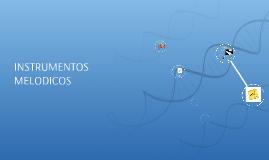 CLASES DE INSTRUMENTOS MELODICOS