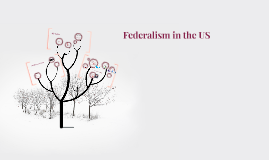 Federalism in the US