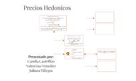 Precios Hedonicos