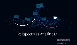 Perspectivas Analíticas