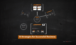 IS For Business Success
