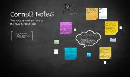 Mav Power Time Cornell Notes