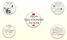 WWII: From Isolationism to War