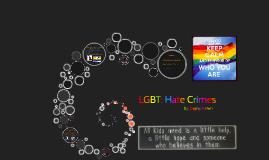 LGBT: Hate Crimes
