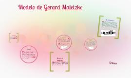 Modelo de Gerard Maletzke