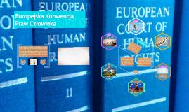 Europejska Konwencja Praw Człowieka