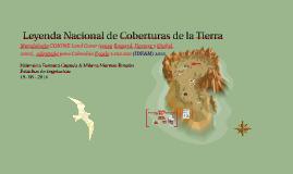 Leyenda Nacional de Coberturas de la Tierra