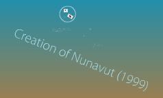Creation Of Nunavut (1999)