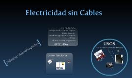 Electricidad sin cables