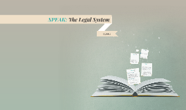 Thinking out the Law: Speak Legal System