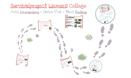 Survivalproject Liemers College